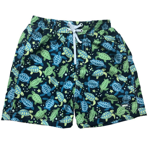 BANZ® Boys UV Board Shorts - Turtle