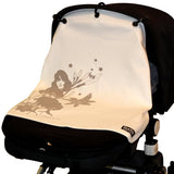 Kurtis Baby Peace Printed Pram Curtains