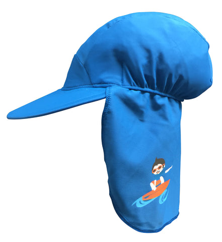 BANZ® Flap Hats - Surfer