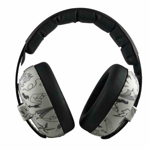 BANZ® Baby Ear Muffs - Graffiti