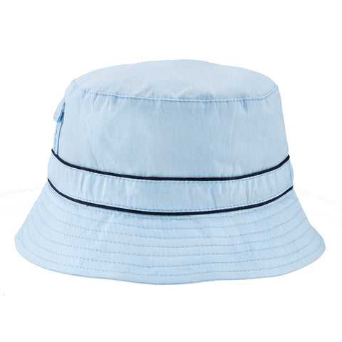 BANZ© Bucket Cotton Sun Hat - Sky Blue