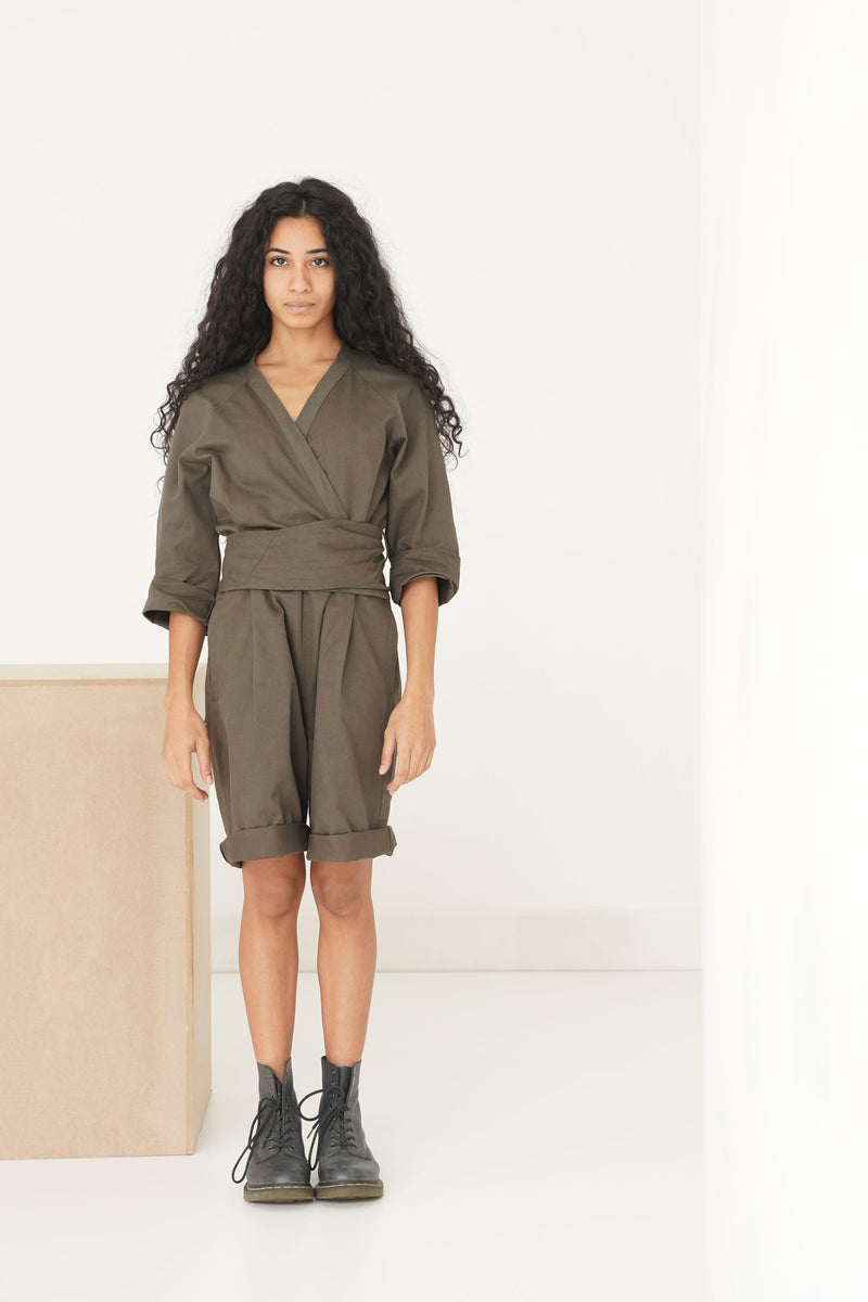 Mason Short Jumpsuit