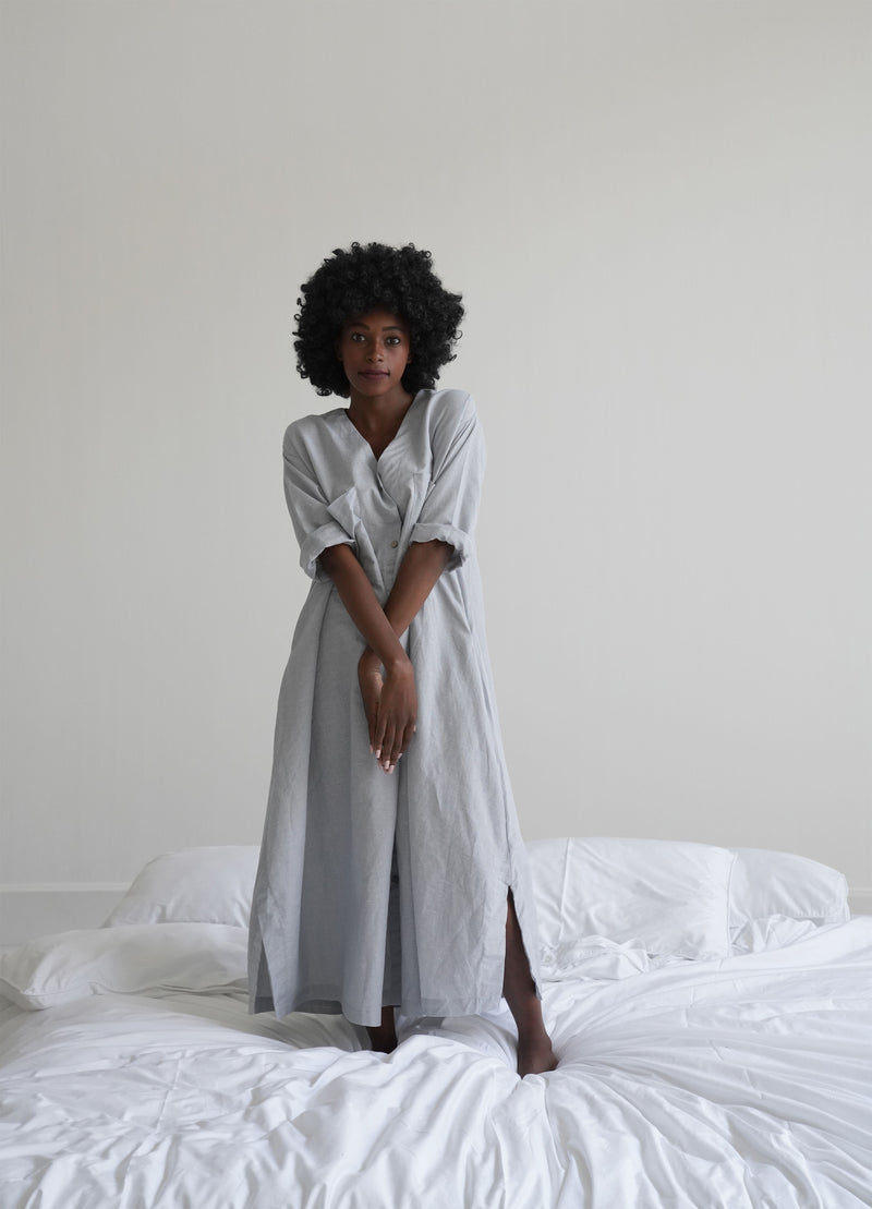 Sleep Dress — Midi