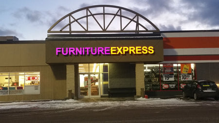 Furniture Express Launches Cloquet Store