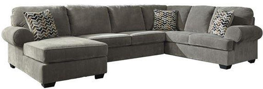 Jinllingsly Sectional w/ Chaise - 2 Colors