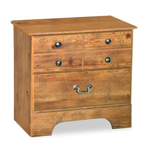 Bittersweet Two Drawer Nightstand