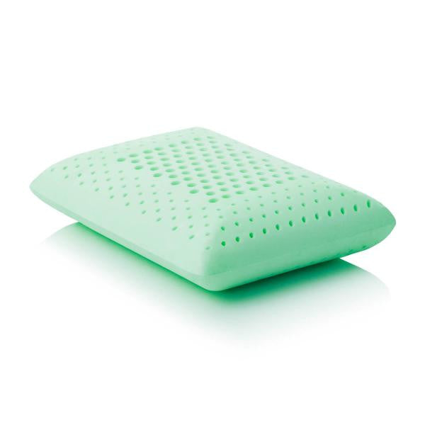 Z Pillow Travel Zoned Dough® Peppermint by Malouf