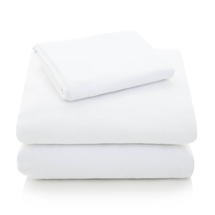 Malouf Portuguese Flannel Sheet Set
