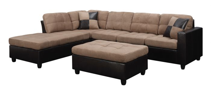 Mallory Sectional - Fabric Options