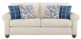 Adderbury Sofa - Bone