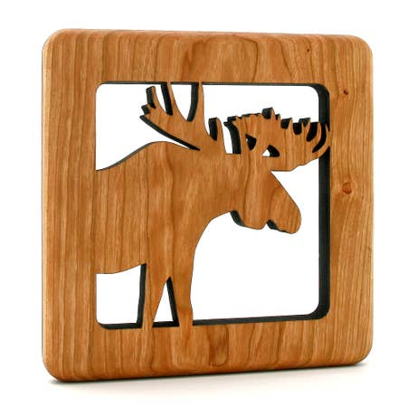 Animal - Trivets - Moose