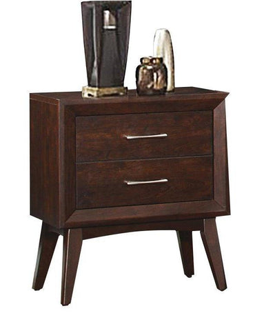 Carrington - Nightstand - Coffee