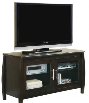 Cass Lake Casual Cappuccino TV Console
