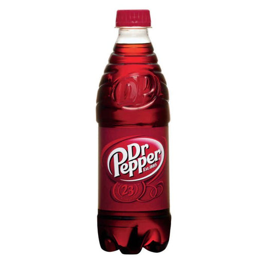 Dr. Pepper - 17 oz Bottle