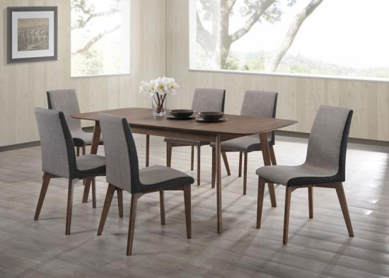 Redbridge Dining Table - Natural Walnut