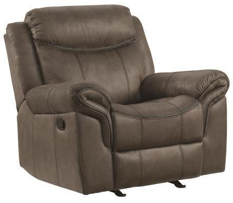 Sawyer - Glider Recliner - 2 Colors