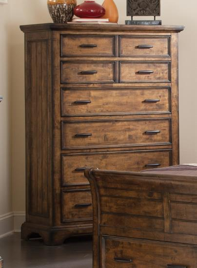 Elk Grove - Six Drawer Chest