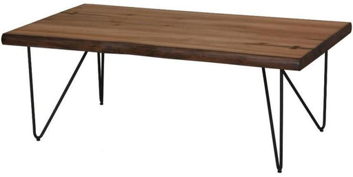 Montgomery - Coffee Table - Natural Honey