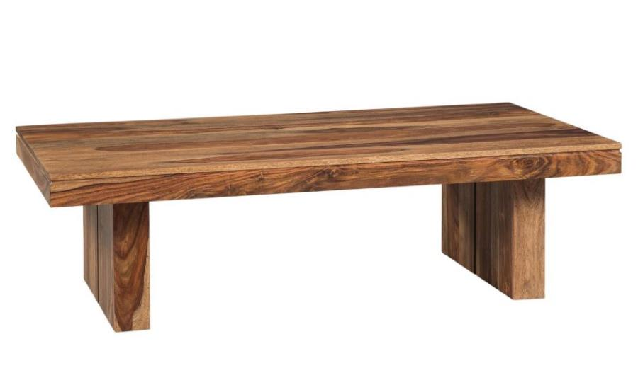 Hillsborough - Coffee Table - Natural Sheesham