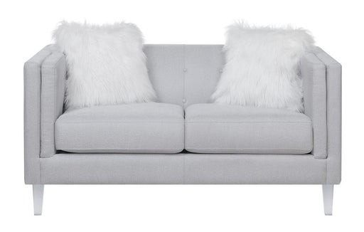 Hemet Loveseat - Light Grey