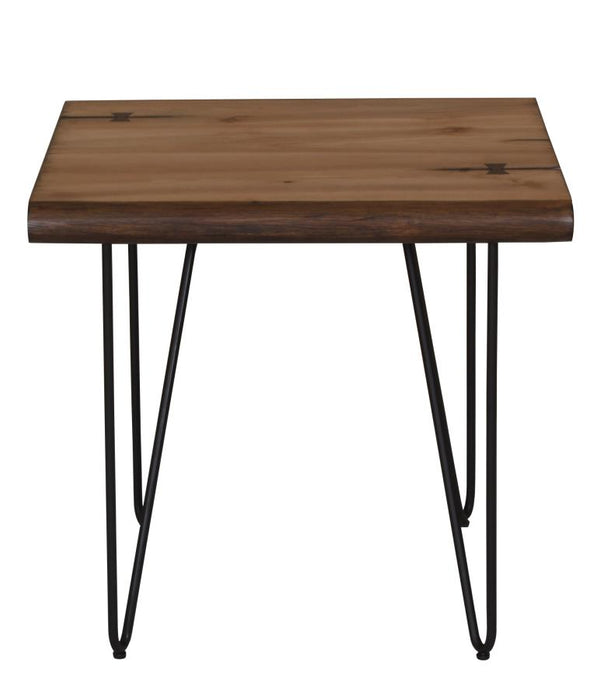Montgomery - End Table - Natural Honey