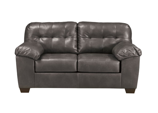 Alliston DuraBlend®Leather Loveseat in 2 Colors