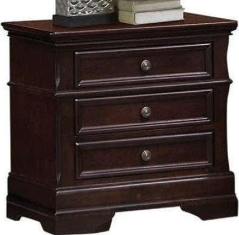 Cambridge - Nightstand - Cappuccino
