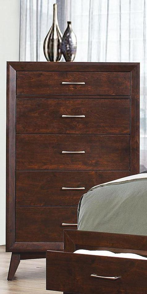 Carrington - Five Drawer Chest