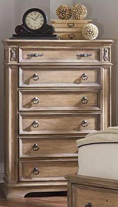Ilana Five Drawer Chest
