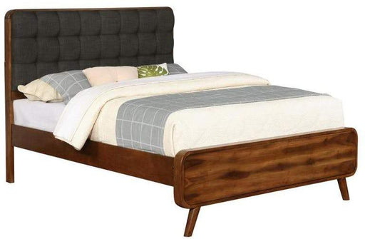 Robyn - Bed - Dark Walnut