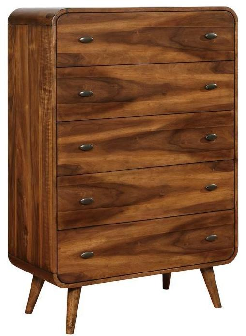 Robyn - Chest - Dark Walnut