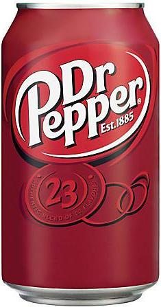 Dr. Pepper - 12 oz Can