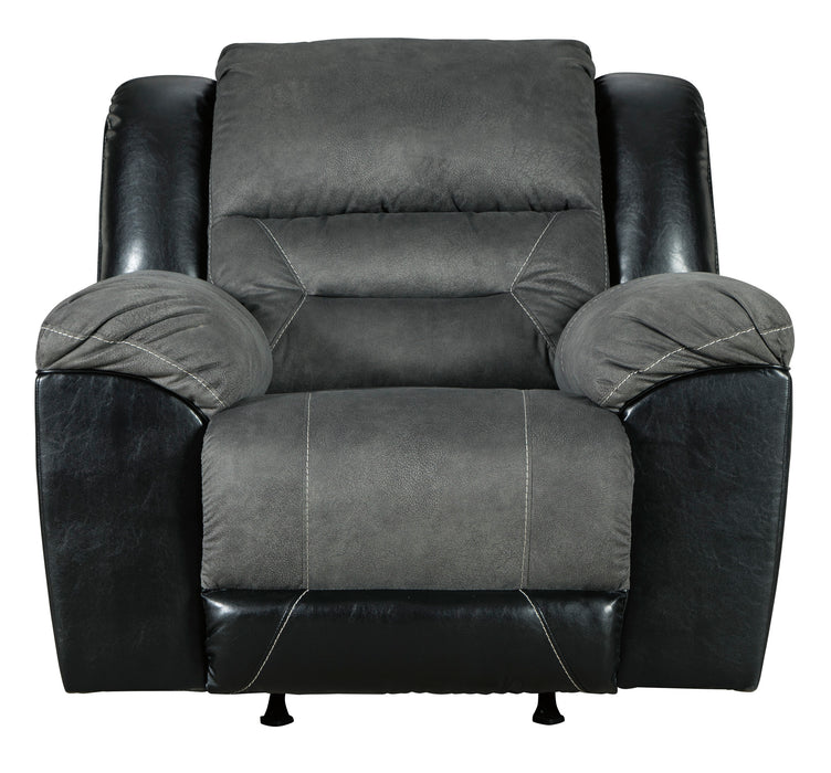 Earhart - Rocker Recliner - 2 Colors