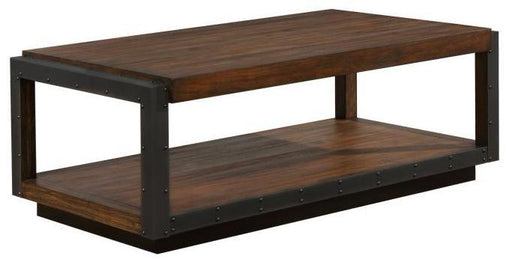 Sawyer - Coffee Table - Vintage Bourbon