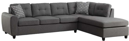 Stonenesse Sectional - Grey