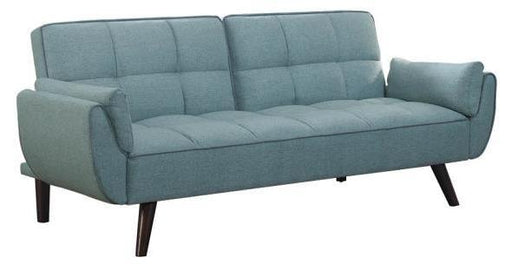 Cheyenne Sofa Bed - Turquoise Blue