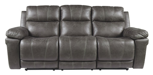 Erlangen- Power Reclining Sofa w/ Adjustable Headrest