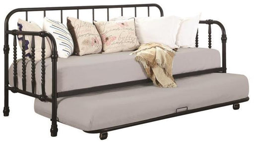 Jessica Daybed w/ Trundle - 2 Colors