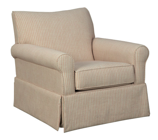 Almanza Accent Chair - Swivel Glider