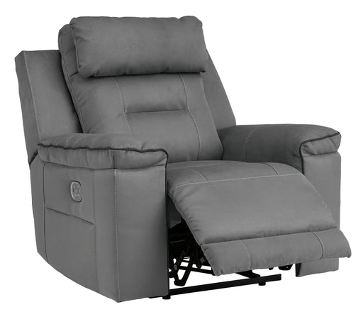 Trampton - Power Recliner w/ Adjustable Headrest
