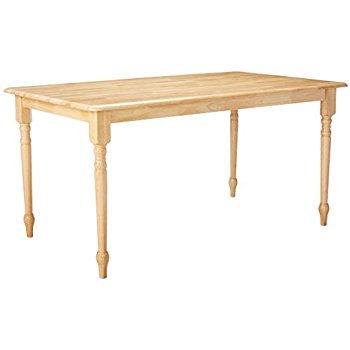 Benson Dining Table - Natural