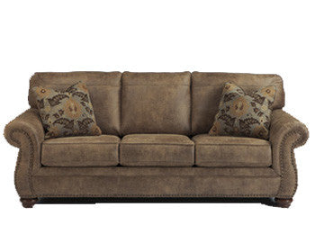 Larkinhurst Sofa feat. Faux Leather