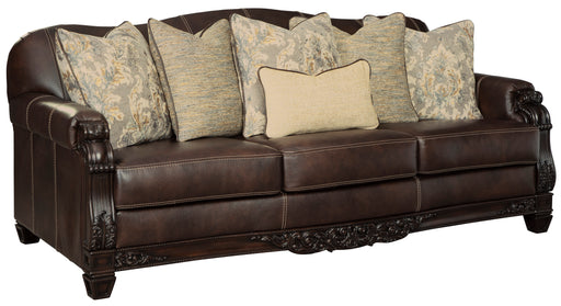 Embrook Sofa - Genuine Leather