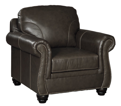 Lawthorn Chair - Genuine Leather