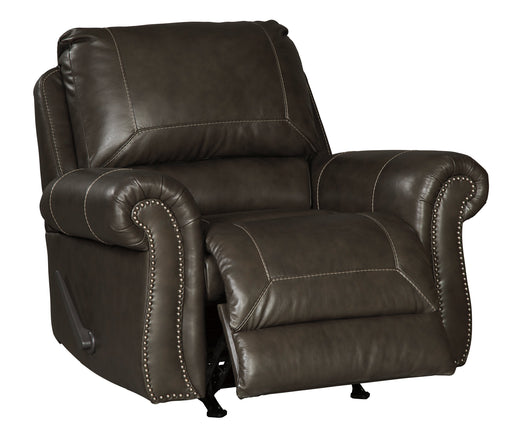 Lawthorn Rocker Recliner - Genuine Leather