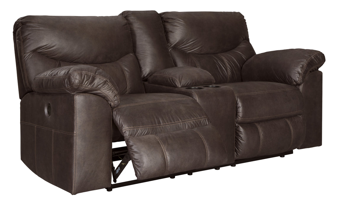 Boxberg Reclining Loveseat - 2 Colors