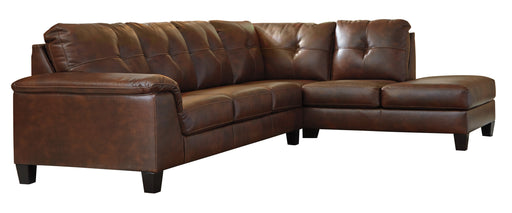Goldstone Sectional Chaise - Autumn
