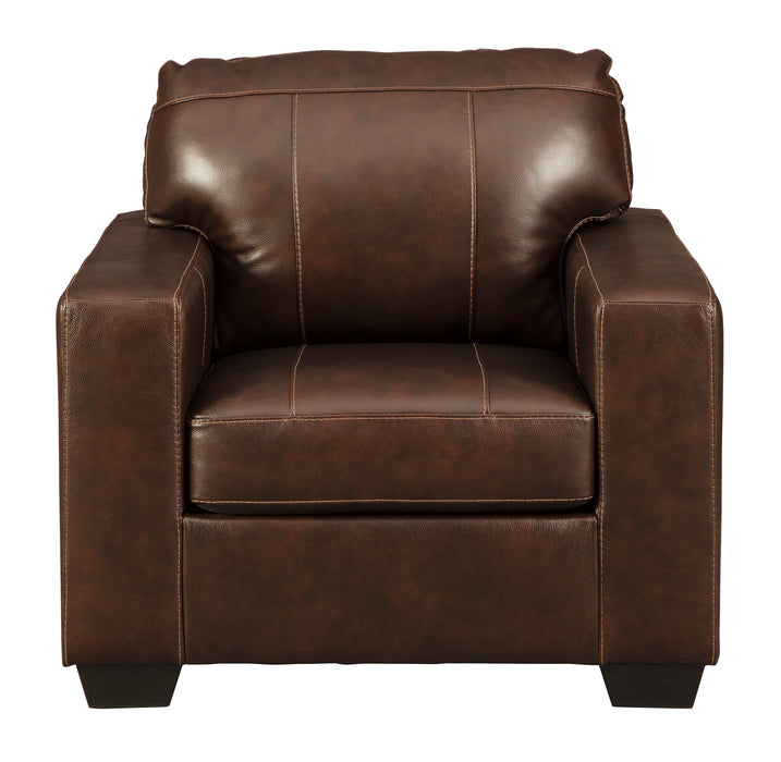 Morelos Chair - Genuine Leather - 2 Colors