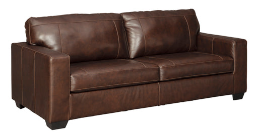 Morelos Sofa - Genuine Leather - 2 Colors