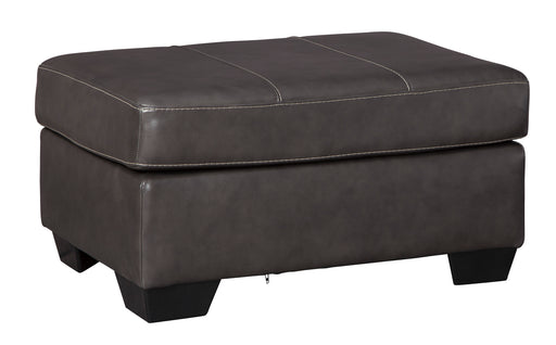 Morelos Ottoman - Genuine Leather - 2 Colors